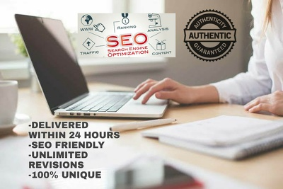 Write SEO optimized product description or review