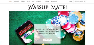 publish a Guest Post on wassupmate/wassupmate.com DA 24