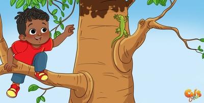 Draw 1 children book illustration