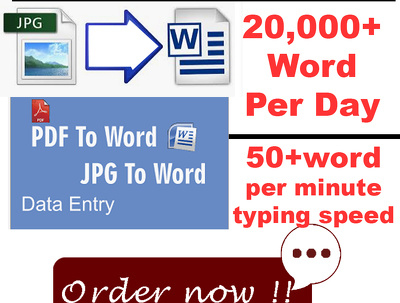 Convert to Word ।। PDF/JPG to MS Word/docx