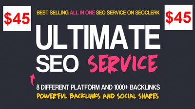Only Seo Service You Ever Need For Top Rankings