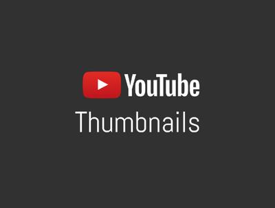 Design 5 head turning YouTube thumbnails
