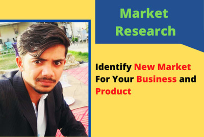 Identify new market for your business