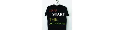 design a unique t- shirt typography