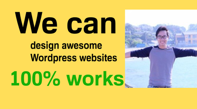 give you high quality Wordpress customization, deliver in 24h