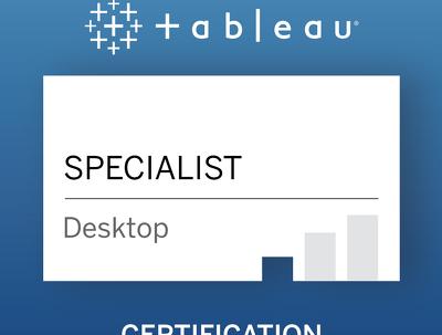 Create a Tableau Dashboard