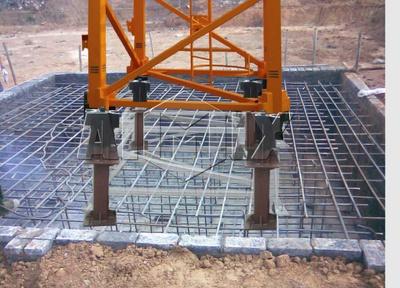 Design RC Piled Crane Base