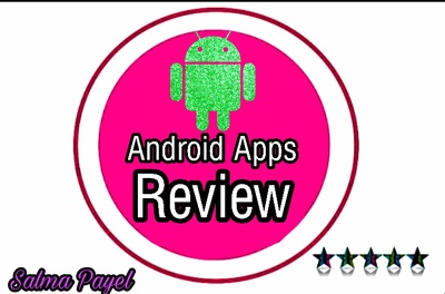 Write and Post 20 Android Apps Recommends