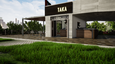 Create exterior or interior 3d shots and animation