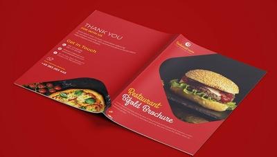 Design a creative Print Ready or Digital Brochure