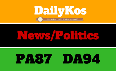 write and Publish Guest Post on Dailykos.com DR82 Dofollow Link
