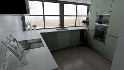 design your Ikea kitchen using Ikea's method units