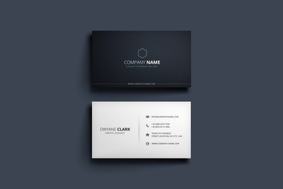 Design professional Double sided Business Card in 12 hours