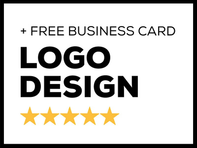 design a Professional LOGO design with free Business Card