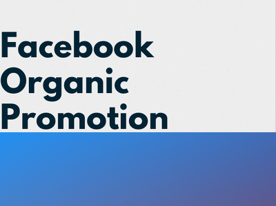 High Quality Promote to your Facebook page + FREE BONUS