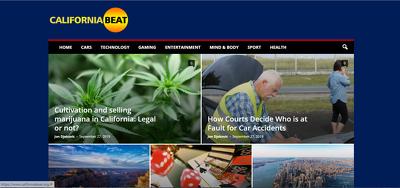 publish a Guest Post on Californiabeat/Californiabeat.org DA 42