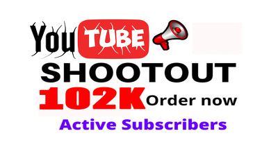 Share your YouTube channel on my 102K Subscriber Community