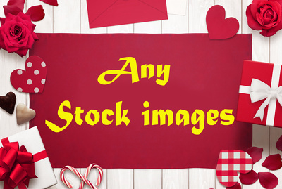Buy for you any 10 premium stock photos, vector cheap price