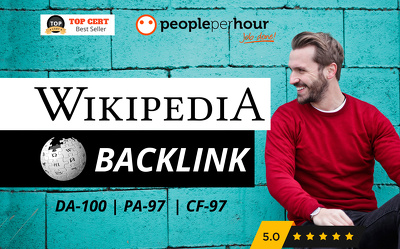 ★ Create a HIGH AUTHORITY Wikipedia BACKLINK to your website ★