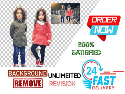 Removal bulk photo image background , crop images, logo remove