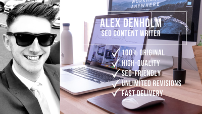 Write SEO content for your website (1,000 words)