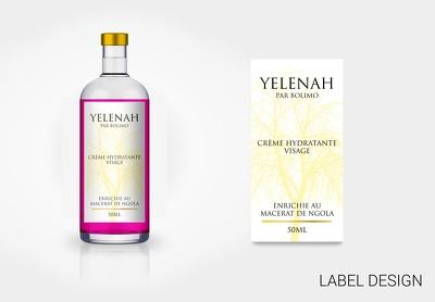 Design Bespoke Label + Packaging +  Artwork Files