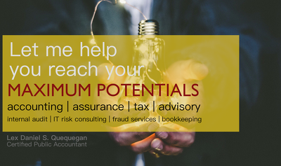 Accounting and Audit Services for £20 per hour