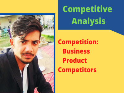 Do Competitive Analysis