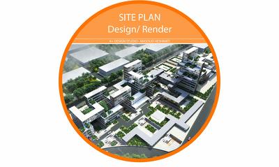 Design your site plan