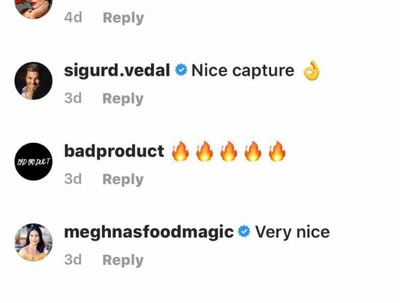 Help you to get 3 Random Instagram verified comment
