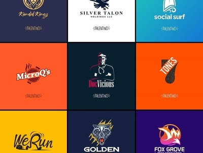 Design your professional logo + All source files+Fonts file