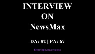 help you land an INTERVIEW on NewsMax - NewsMax.com
