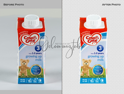 Make transparent background 20 images professionally