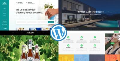 Create your perfect starter WordPress website