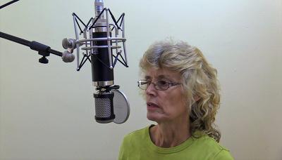 Record a British female voice