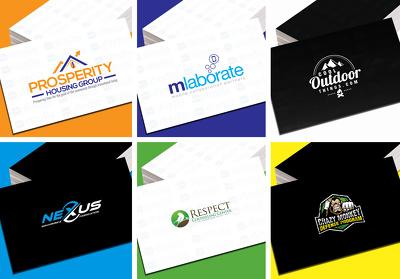Design unique business logo +  3 High Quality Logo Concepts