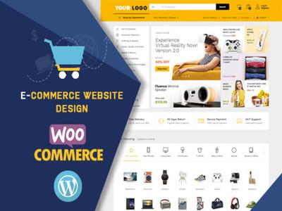 Develop a responsive wordpress eCommerce website & Online shop