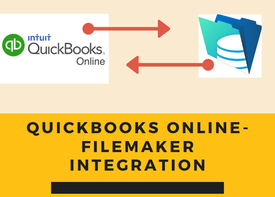 Integrate QuickBooks Online with Filemaker
