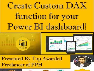 Create Custom DAX Function for Power BI - PBX-002