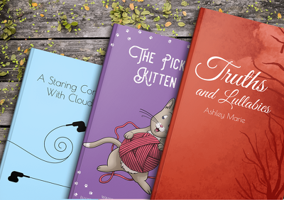 Design book or ebook cover for kindle, createspace, illustration