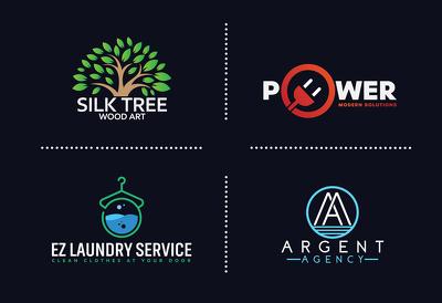 Design modern minimalist business logo design