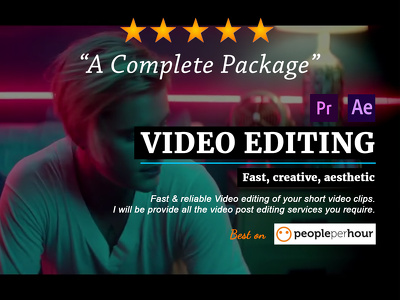 [Best Price] *Premium* Editing service foryour short video clips