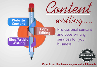 4 Content Writing, Article Writing, Guest Blog Writing