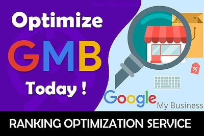 Local Seo Service for GMB and Website