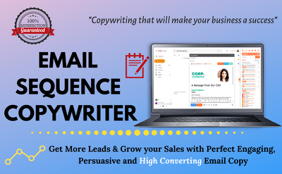 do profitable email copywriting for higher sales