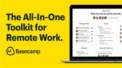 Setup/configure Basecamp SaaS account for your Business