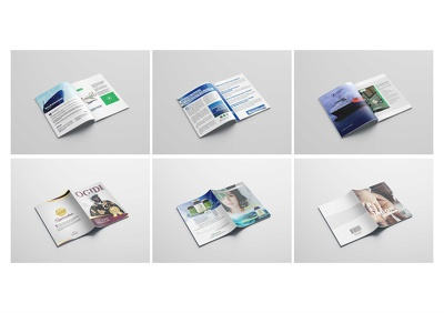 Create a very nice and good concept brochure