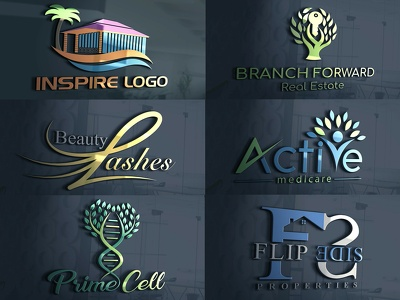 I will do a professional logo design for you