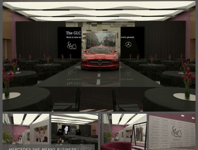 Design Exhibition stands | Events | Gala Dinner |showrooms