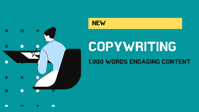 Copywriting  - 1,000 words of engaging content